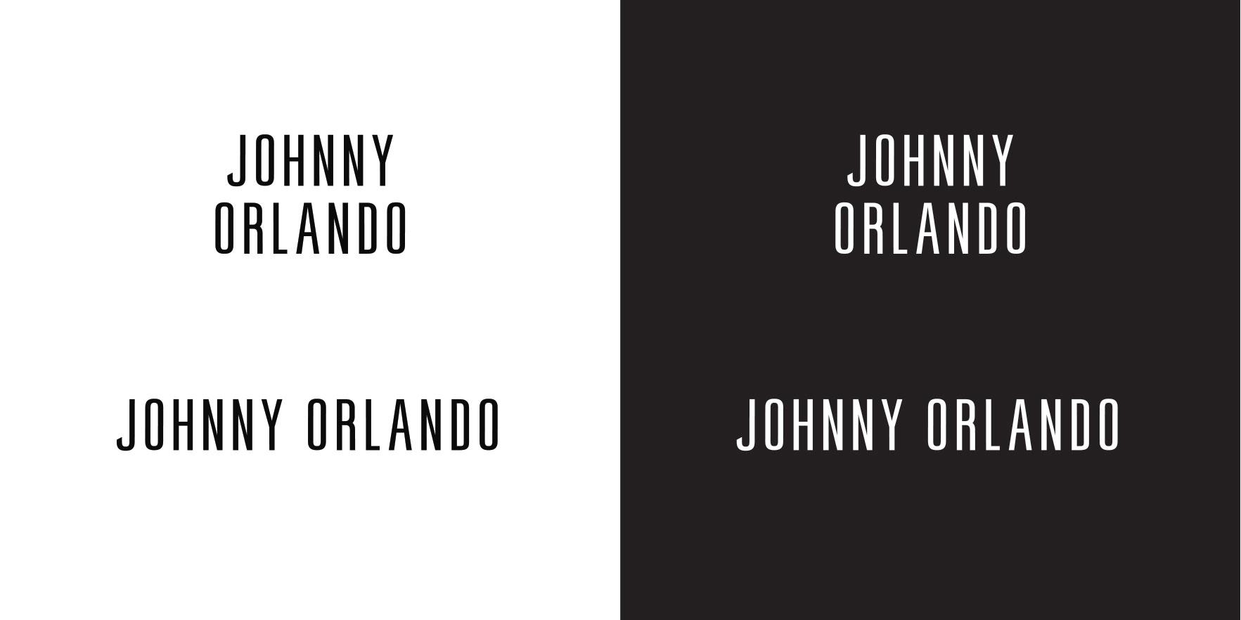 Johnny Orlando Logo